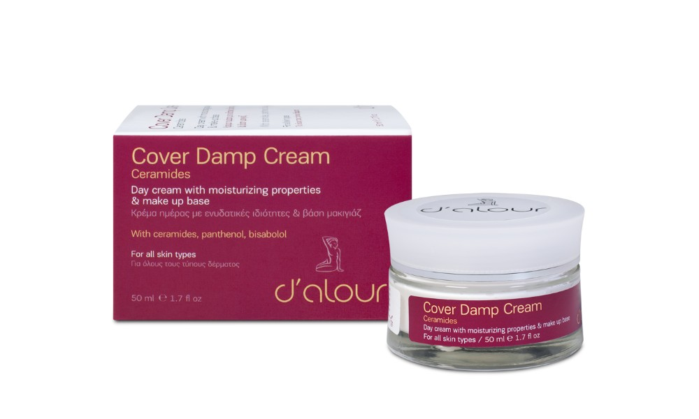 Cover Damp Cream (Ceramides)