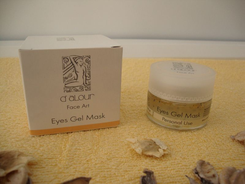 Eyes Gel Mask