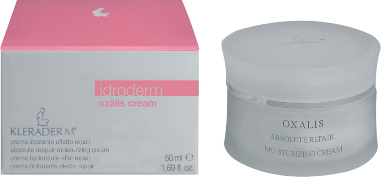 Oxalis Cream Moisturizing UV