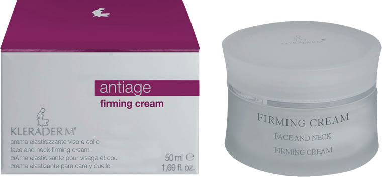 Face and Neck Firming Cream