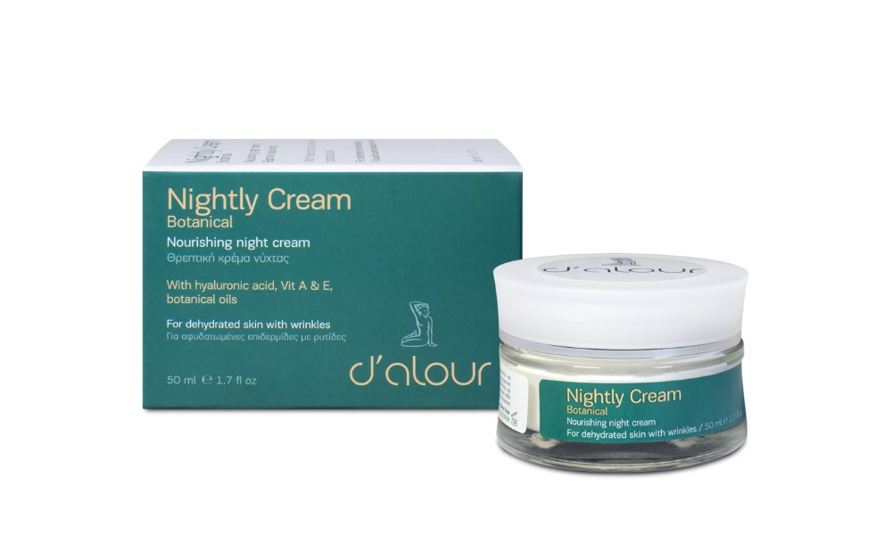 Nightly Cream (Botanical)
