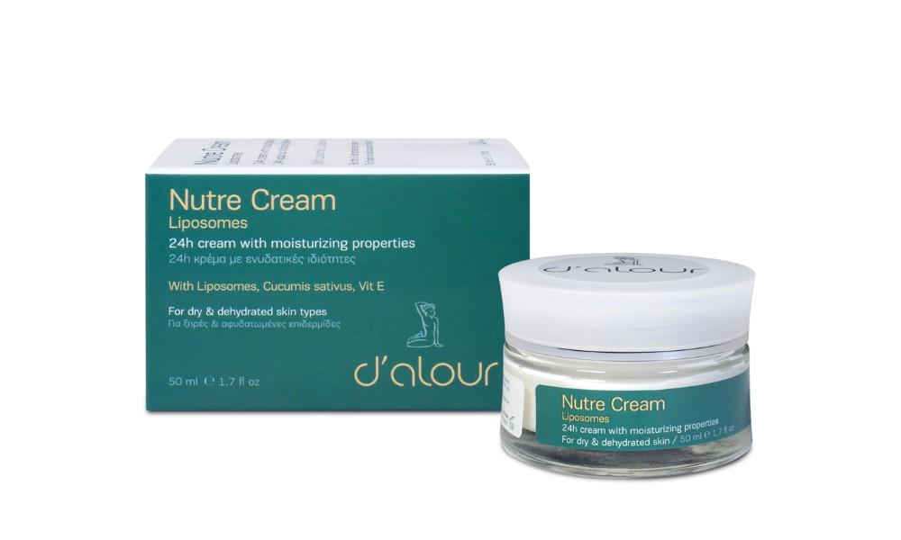Nutre Cream (Liposomes)