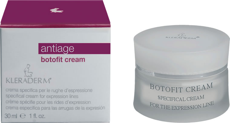 Botofit Cream – Κρέμα με ισχυρή αντιρυτιδική, ενυδατική, αναπλαστική δράση