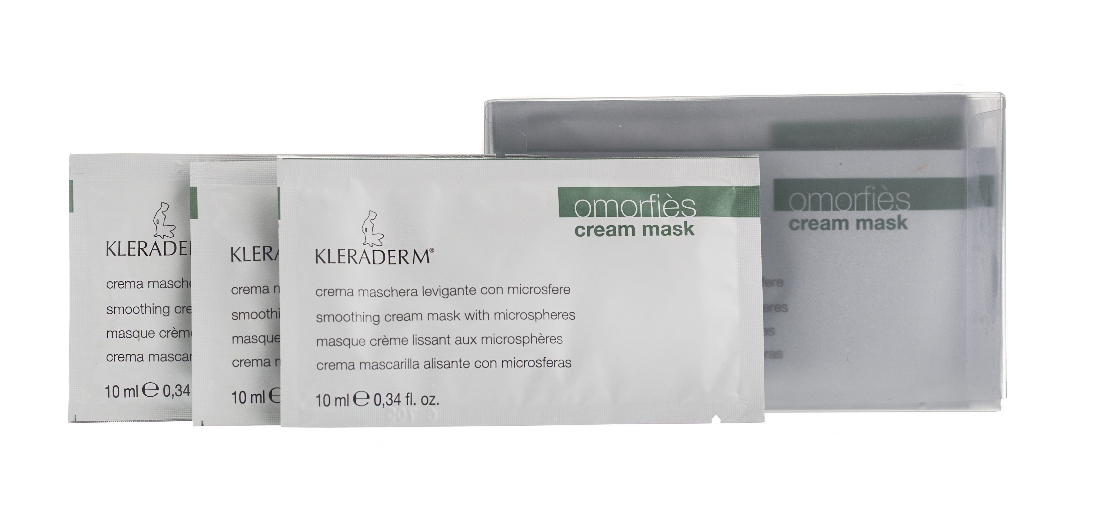 Smoothing Cream Mask with Microspheres