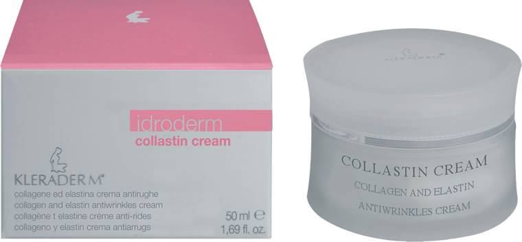 Collagen & Elastin Antiwrinkles Cream