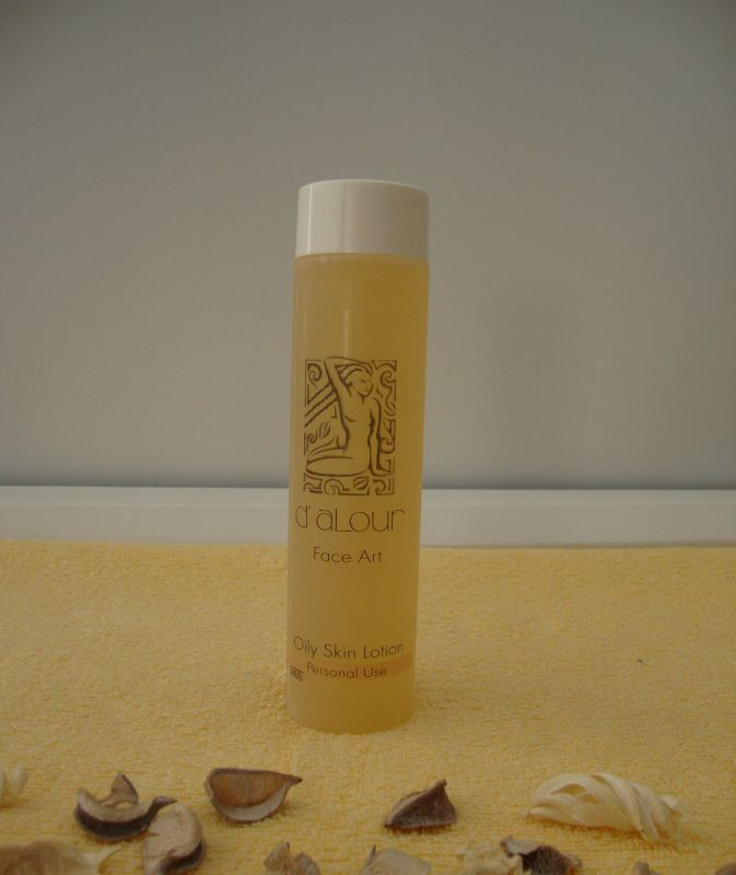 Oily Skin Lotion