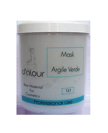 Mask Argile Verde – Πράσινος Άργιλος σε σκόνη για σύσφιξη, φωτεινότητα