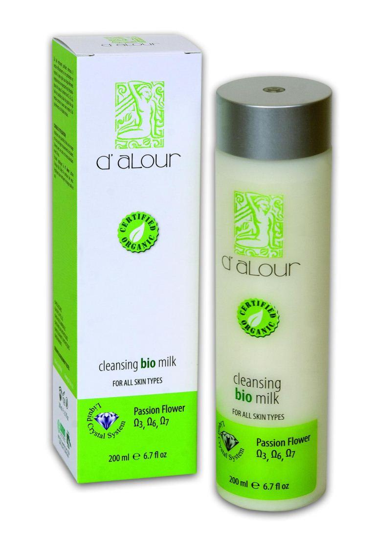Cleansing Bio Milk / ICEA IT 136 BC003 – Κρεμώδες γαλάκτωμα καθαρισμού