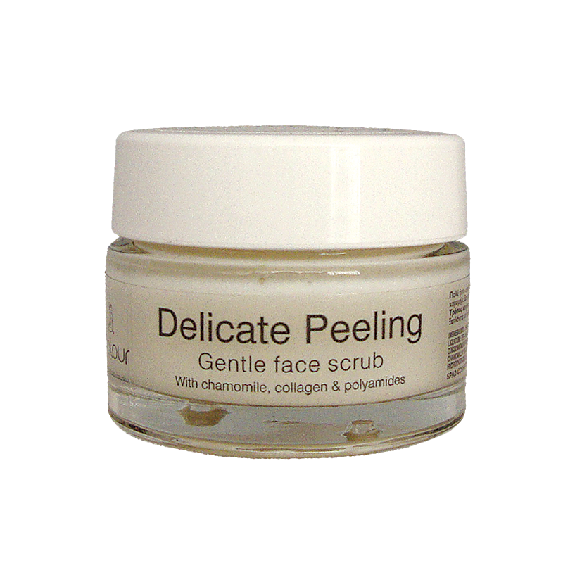 Delicate Peeling – Ήπιο peeling με κόκκους πολυαμιδίου