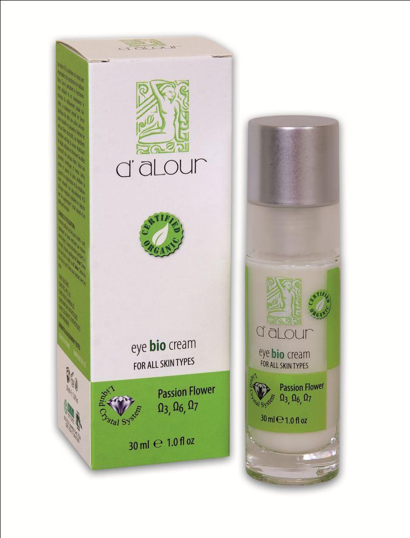 Eye Bio Cream / ICEA IT 136 BC006 – Απαλή αναζωογονητική κρέμα ματιών