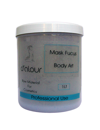 Mask Fucus + Mask Pudre – Φύκια & Ιχνοστοιχεία σε σκόνη