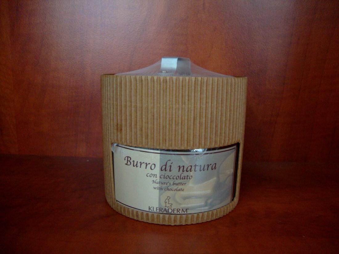 Nature Butter With Chocolate – Φυσικό butter με σοκολάτα για αδιαβροχοποίηση