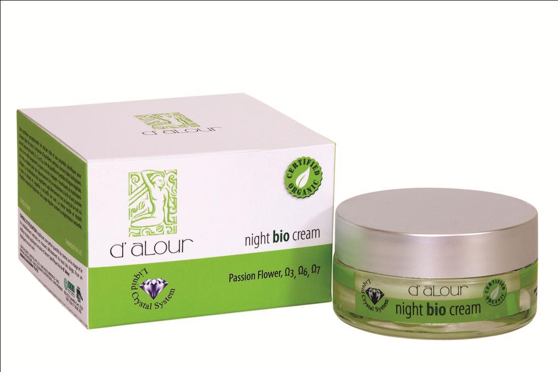 Night Bio Cream / ICEA IT 136 BC002 – Θρεπτική κρέμα νύχτας