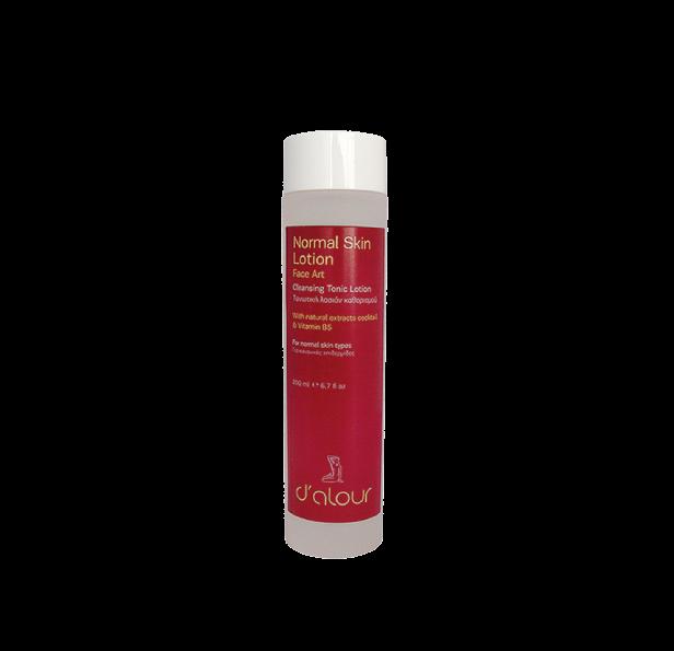 Normal Skin Lotion – Τονωτική λοσιόν για κανονικές επιδερμίδες
