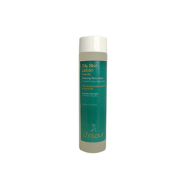 Oily Skin Lotion – Τονωτική λοσιόν για λιπαρές επιδερμίδες