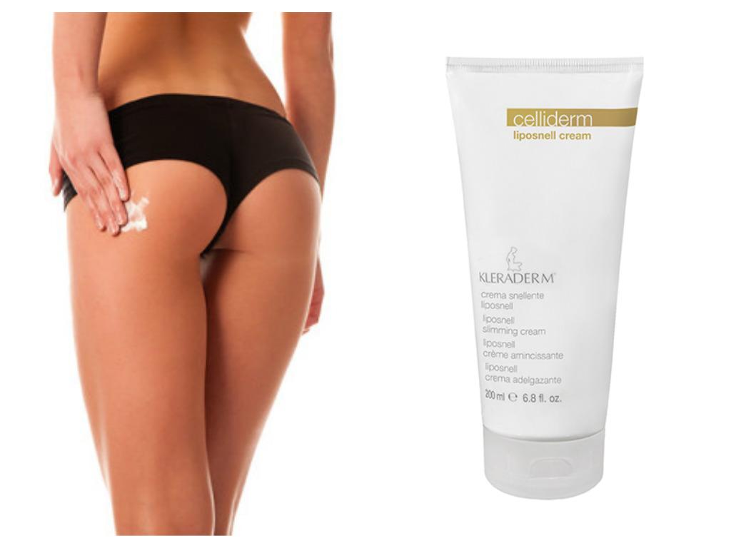 Celliderm Plus/Liposnell Cream – Δυνατή κρέμα κατά της κυτταρίτιδας
