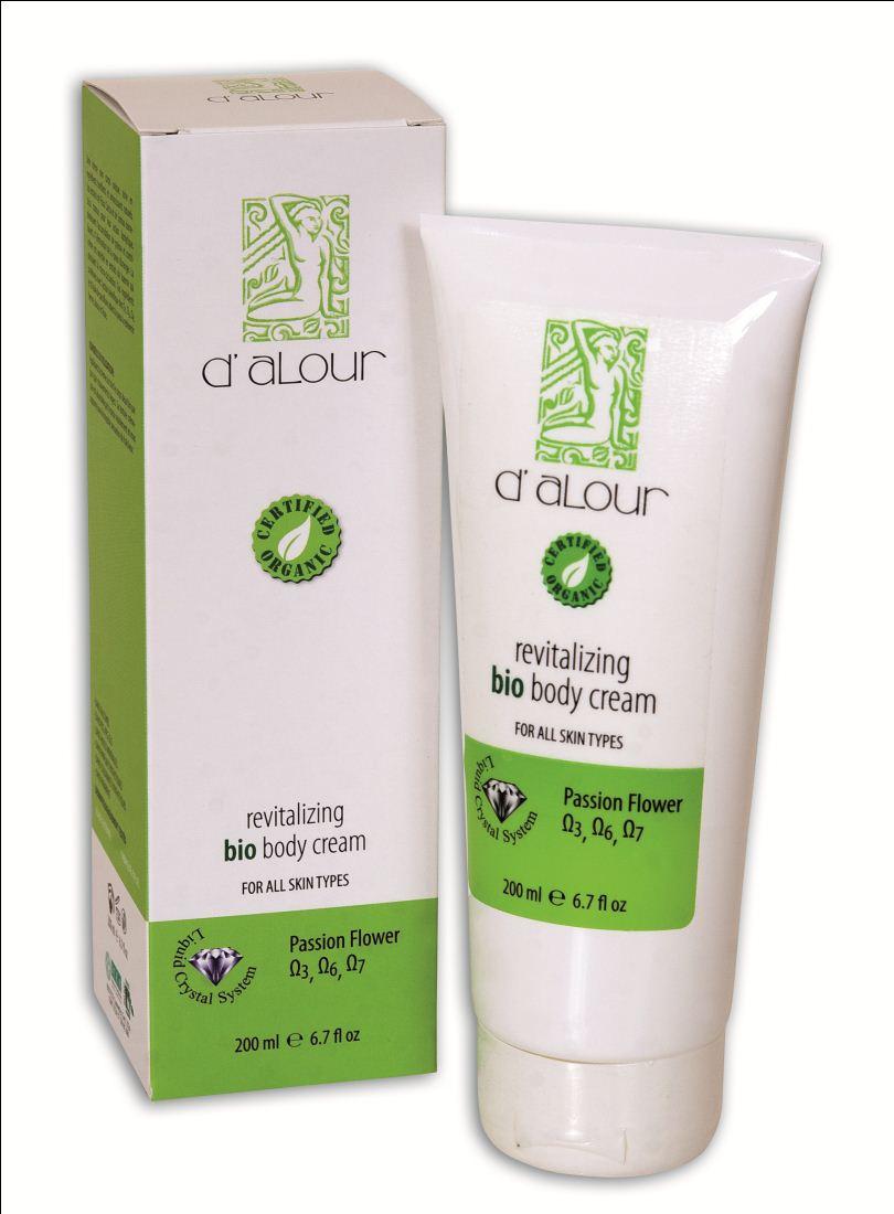 Revitalizing Bio Body Cream / ICEA IT 136 BC009 – Κρέμα τριπλής δράσης: λιπόλυση, κυτταρίτιδα, σύσφιξη