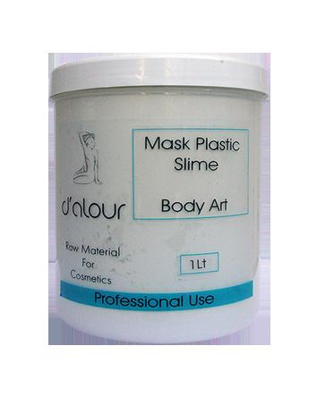 Mask Plastic Slime