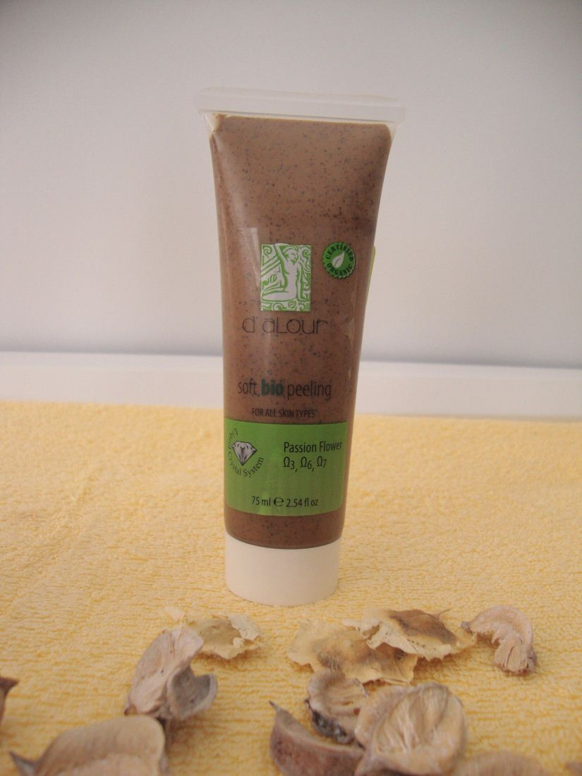 Soft Bio Peeling / ICEA IT 136 BC005 – Peeling με κόκκους bamboo & σταφυλιού