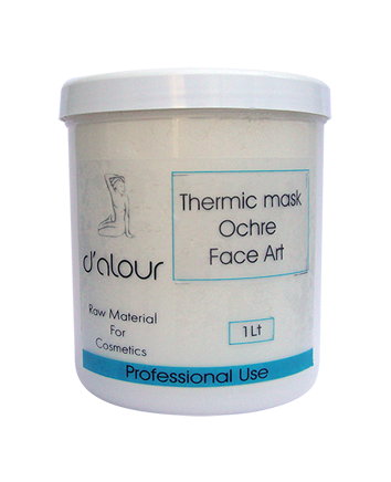 Mask Thermic Ochre – Θερμομάσκα