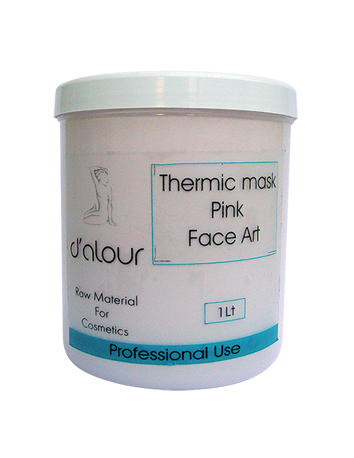 Mask Thermic Pink – Θερμομάσκα
