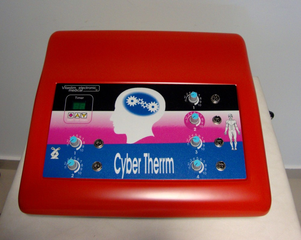 Cyber Therm – Μηχάνημα Θερμοθεραπείας