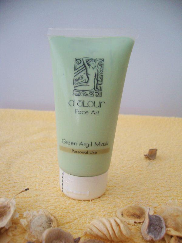 Green Argil Mask