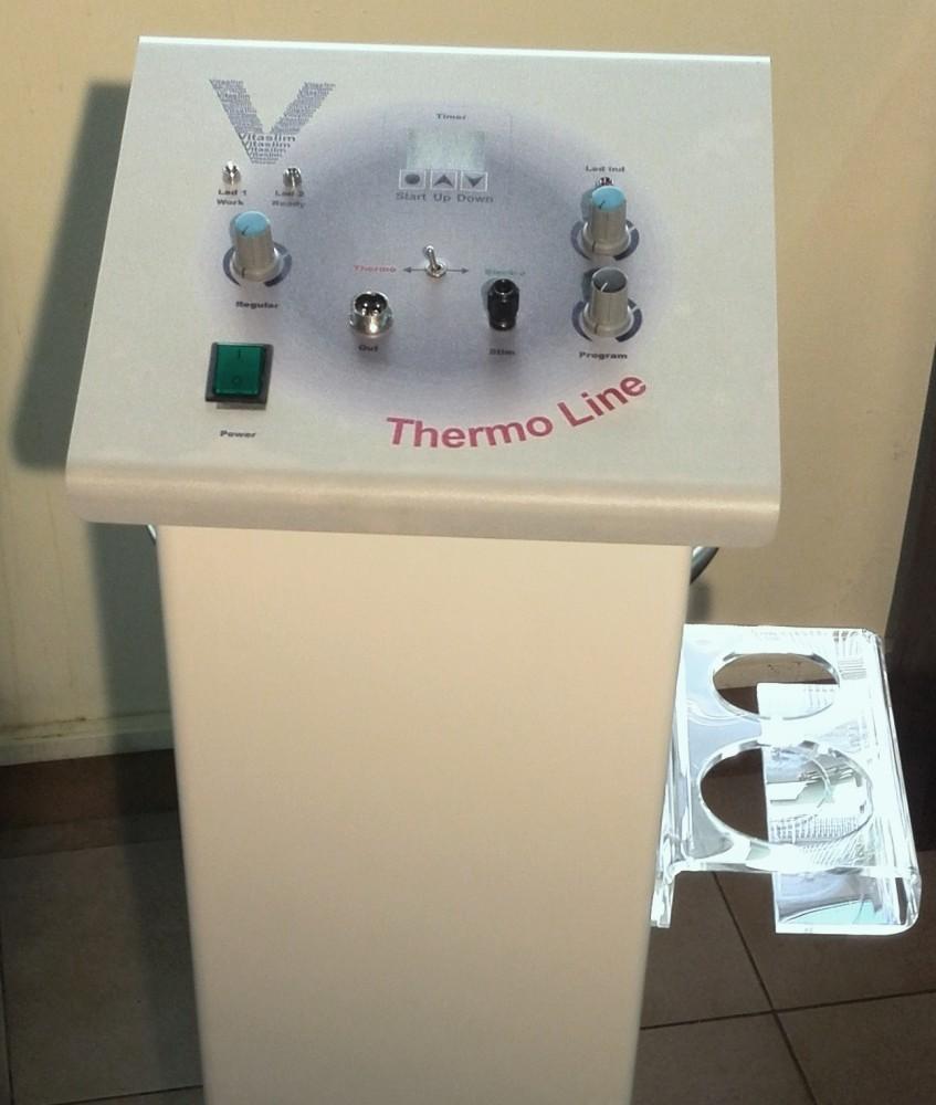 Thermoline – Μηχάνημα Ηλεκτρο-Θερμικής διείσδυσης