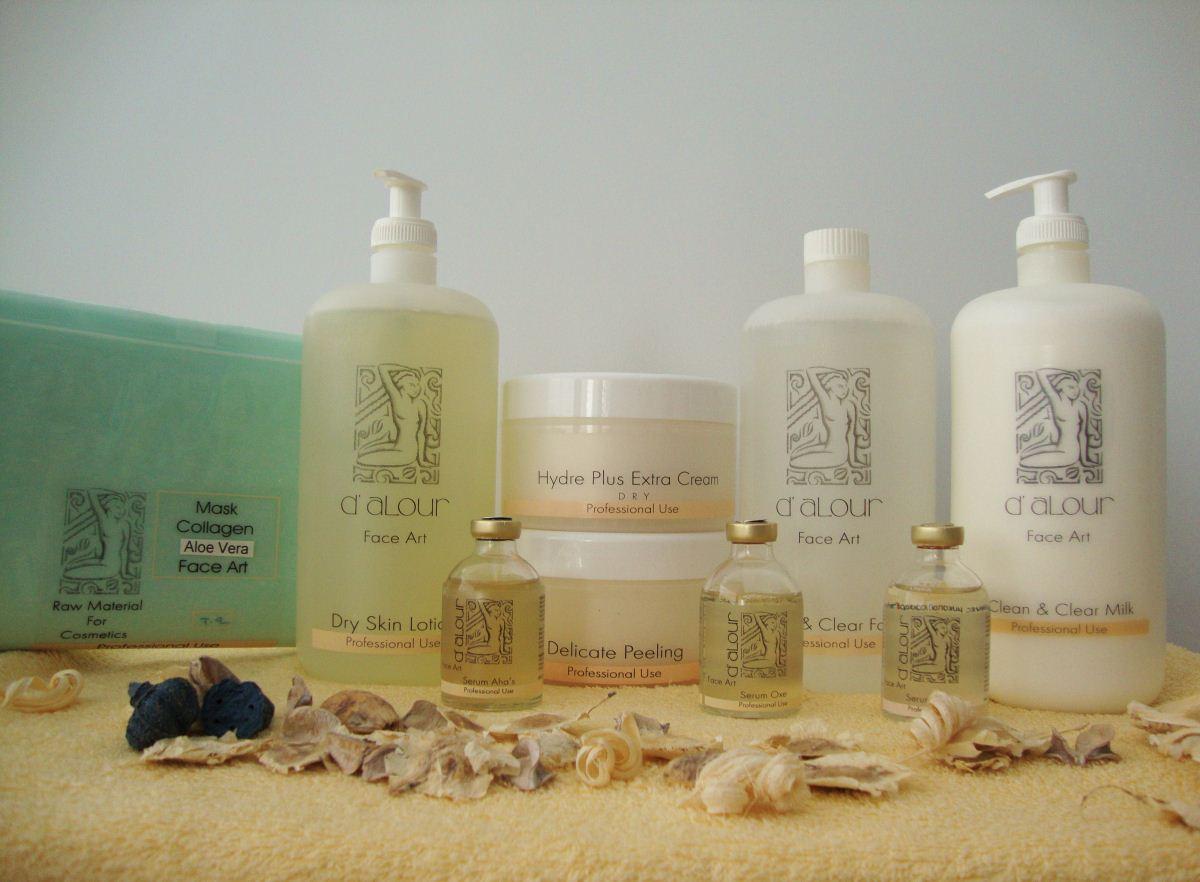 Collagen – Aloe Vera Therapy – Θεραπεία με Κολλαγόνο & Αλόη για Ευαίσθητες επιδερμίδες