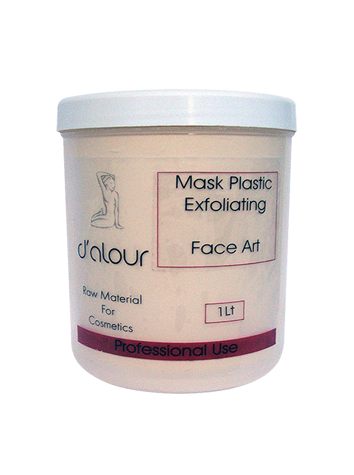 Mask Plastic Exfoliating