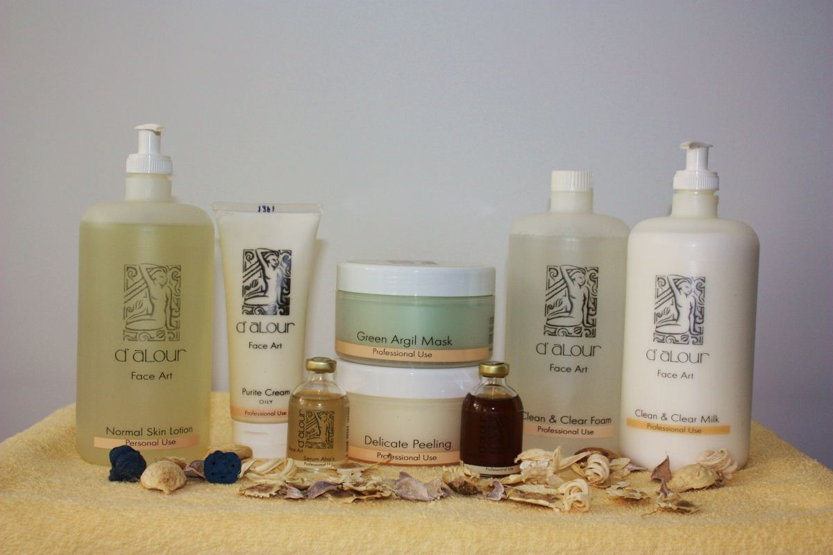 Green Argil Therapy – Θεραπεία για Λιπαρές και Λιπαρές προβληματικές επιδερμίδες