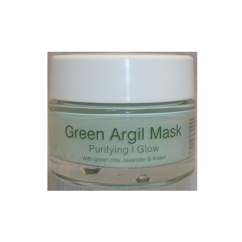 Green Argil Mask – Αργιλώδης μάσκα με μπετονίτη & καολίνη