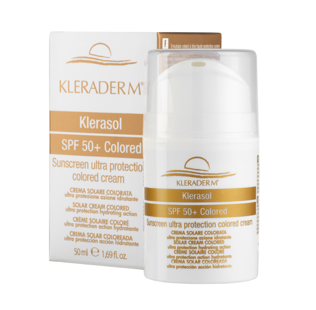 Klerasol Ultra Protection SPF 50 +Color