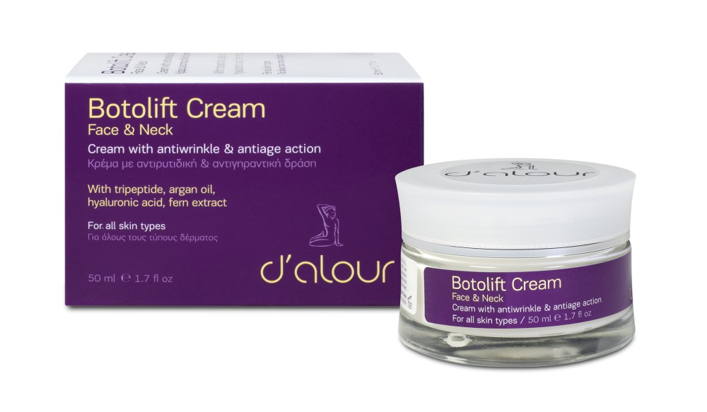 New! Botolift Face & Neck Cream