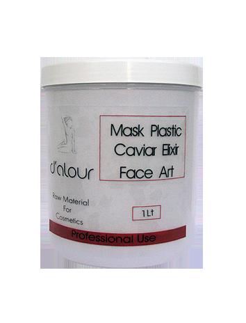 Mask Plastic Caviar Elixir
