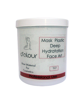 Mask Plastic Deep Hydration