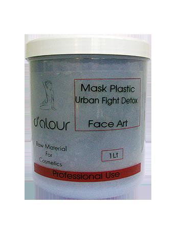 Mask plastic Urban Fight Detox – Μάσκα Αποτοξινωτική κατά της ατμοσφαιρικής ρύπανσης