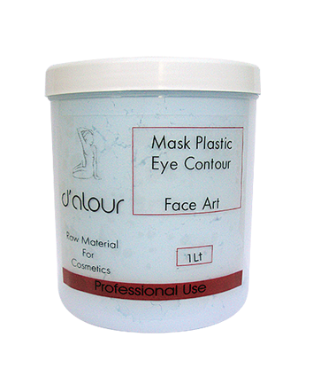 Mask Plastic Eye Contour