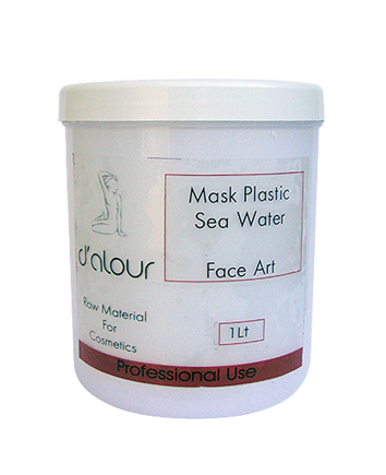 Mask Plastic Sea Water