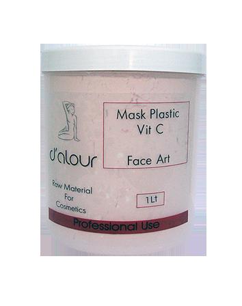 Mask Plastic Vit C – Ενυδατική, αντιγηραντική μάσκα με vit C