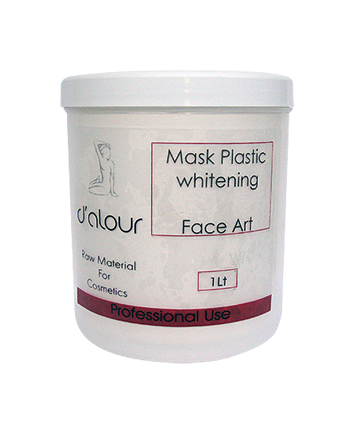 Mask Plastic Whitening